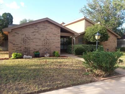 Midland TX Single Family Home For Sale: $349,000