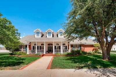 Midland TX Single Family Home For Sale: $995,000
