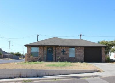 Midland TX Single Family Home For Sale: $165,000