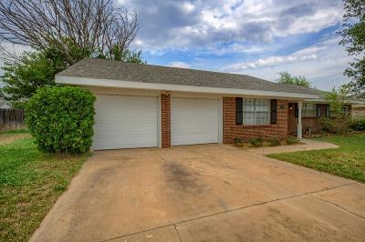 Midland TX Single Family Home For Sale: $249,000
