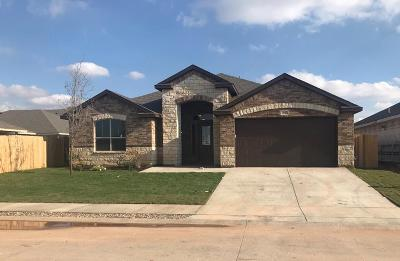 Midland Single Family Home For Sale: 6603 Hall Of Fame