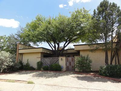 Midland Single Family Home For Sale: 3605 Mission Court