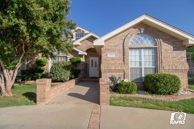 Odessa Single Family Home For Sale: 4637 Lemonwood Lane