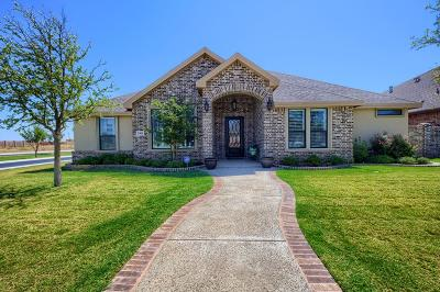 Midland Single Family Home For Sale: 5301 Half Moon