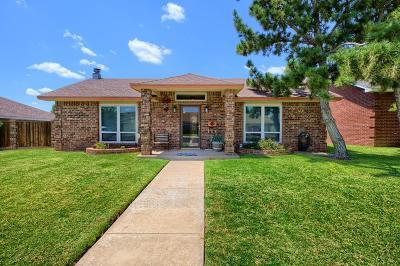 Odessa Single Family Home For Sale: 2207 Ventura Ave