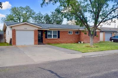 Odessa TX Single Family Home For Sale: $200,000