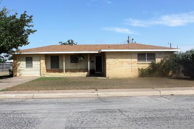 Midland Single Family Home For Sale: 105 E Cedar