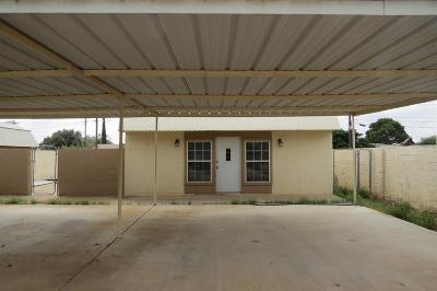 Midland TX Single Family Home For Sale: $125,000