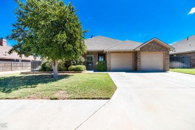 Midland Single Family Home For Sale: 5621 San Saba Ave