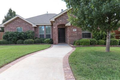 Midland Single Family Home For Sale: 5907 Pedernales Dr