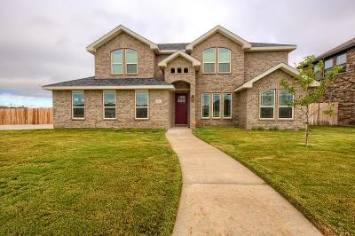 Midland Single Family Home For Sale: 1401 Harvest Rain St