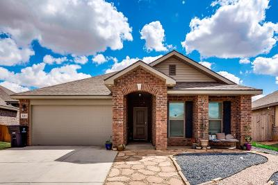 Midland Single Family Home For Sale: 1310 Rattler