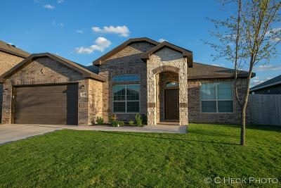 Midland Single Family Home For Sale: 6619 Hall Of Fame