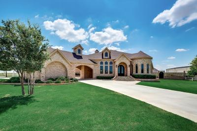 Midland Single Family Home For Sale: 6401 Los Conchos Lane