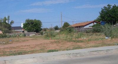 Midland Residential Lots & Land For Sale: 1609 N Lamesa Rd
