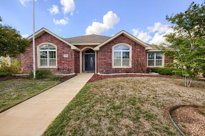 Odessa TX Single Family Home For Sale: $298,000