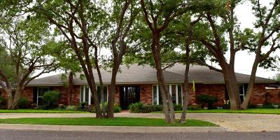 Midland Single Family Home For Sale: 2505 Metz Place