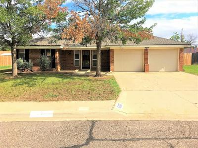 Midland Single Family Home For Sale: 4307 Ferncliff Ave