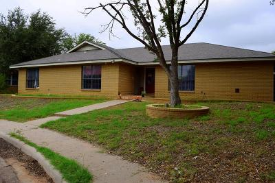 Midland TX Single Family Home For Sale: $250,000