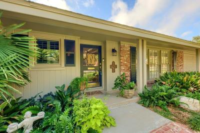 Midland Single Family Home For Sale: 2205 Gulf Ave