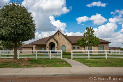 Midland Single Family Home For Sale: 6500 Mockingbird Lane