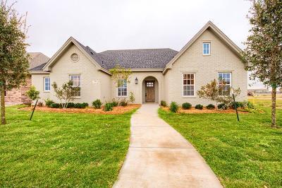 Odessa Single Family Home For Sale: 2709 Tom Morris Rd