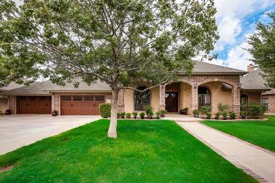 Midland Single Family Home For Sale: 6016 Homestead