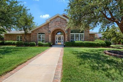 Midland Single Family Home For Sale: 4017 Baybrook Dr