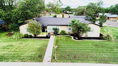 Midland Single Family Home For Sale: 1600 W Kansas Ave