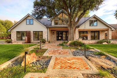 Midland Single Family Home For Sale: 1601 Humble Ave