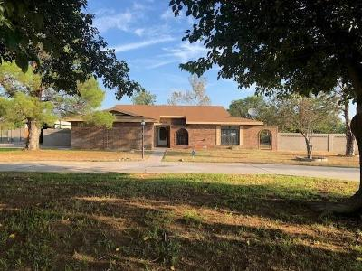 Odessa TX Single Family Home For Sale: $183,000