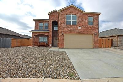 Odessa TX Single Family Home For Sale: $375,000