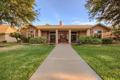 Midland Single Family Home For Sale: 725 Pinehurst Dr