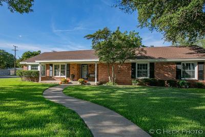Midland Single Family Home For Sale: 810 Harvard Ave