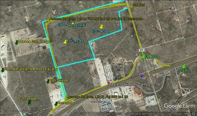 Odessa Residential Lots & Land For Sale: Tbd Fm 866