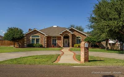 Midland Single Family Home For Sale: 4600 Tanforan Ave