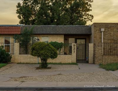 Odessa TX Single Family Home For Sale: $99,900