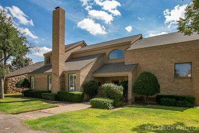 Midland Single Family Home For Sale: 907 Citation Dr