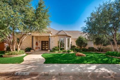 Midland Single Family Home For Sale: 215 Windridge Circle