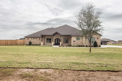 Midland Single Family Home For Sale: 7218 E County Rd 113
