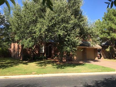 Midland Single Family Home For Sale: 3 Lakes Dr