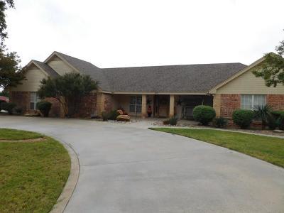 Midland Single Family Home For Sale: 1902 E County Rd 1121