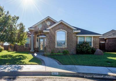 Midland Single Family Home For Sale: 403 Springwood Court