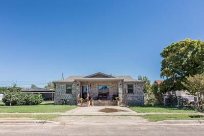 Midland Single Family Home For Sale: 1705 S Jefferson St