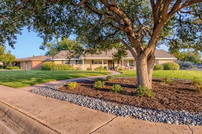 Midland Single Family Home For Sale: 1505 Winfield Rd