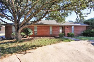 Odessa TX Single Family Home For Sale: $275,000