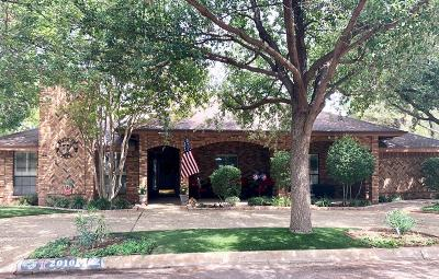 Midland Single Family Home For Sale: 2010 Coleman Court