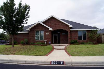 Midland Single Family Home For Sale: 5001 Diamond Dr