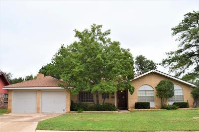 Midland Single Family Home For Sale: 6 Quail Run