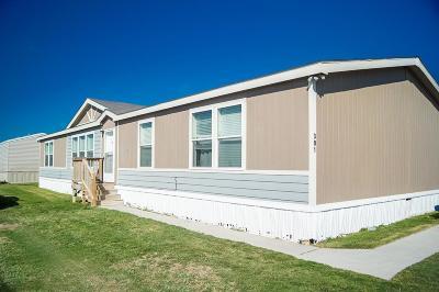 Midland Single Family Home For Sale: 1320 N Fairgrounds Rd